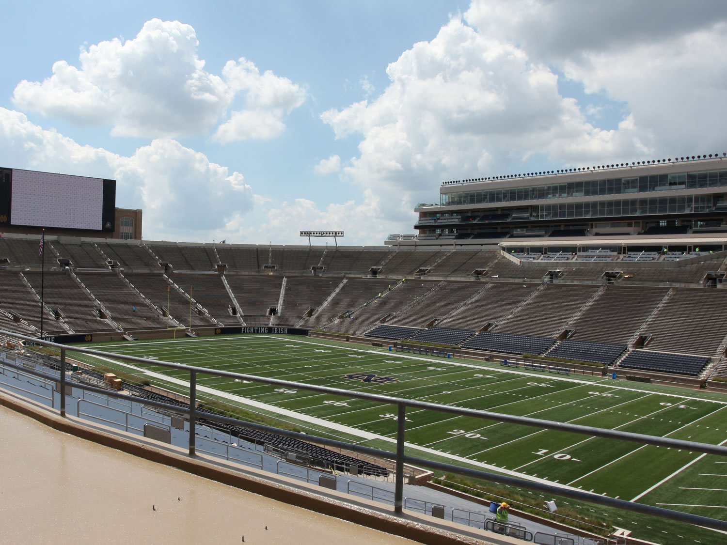 University of Notre Dame Outdoor Stadium