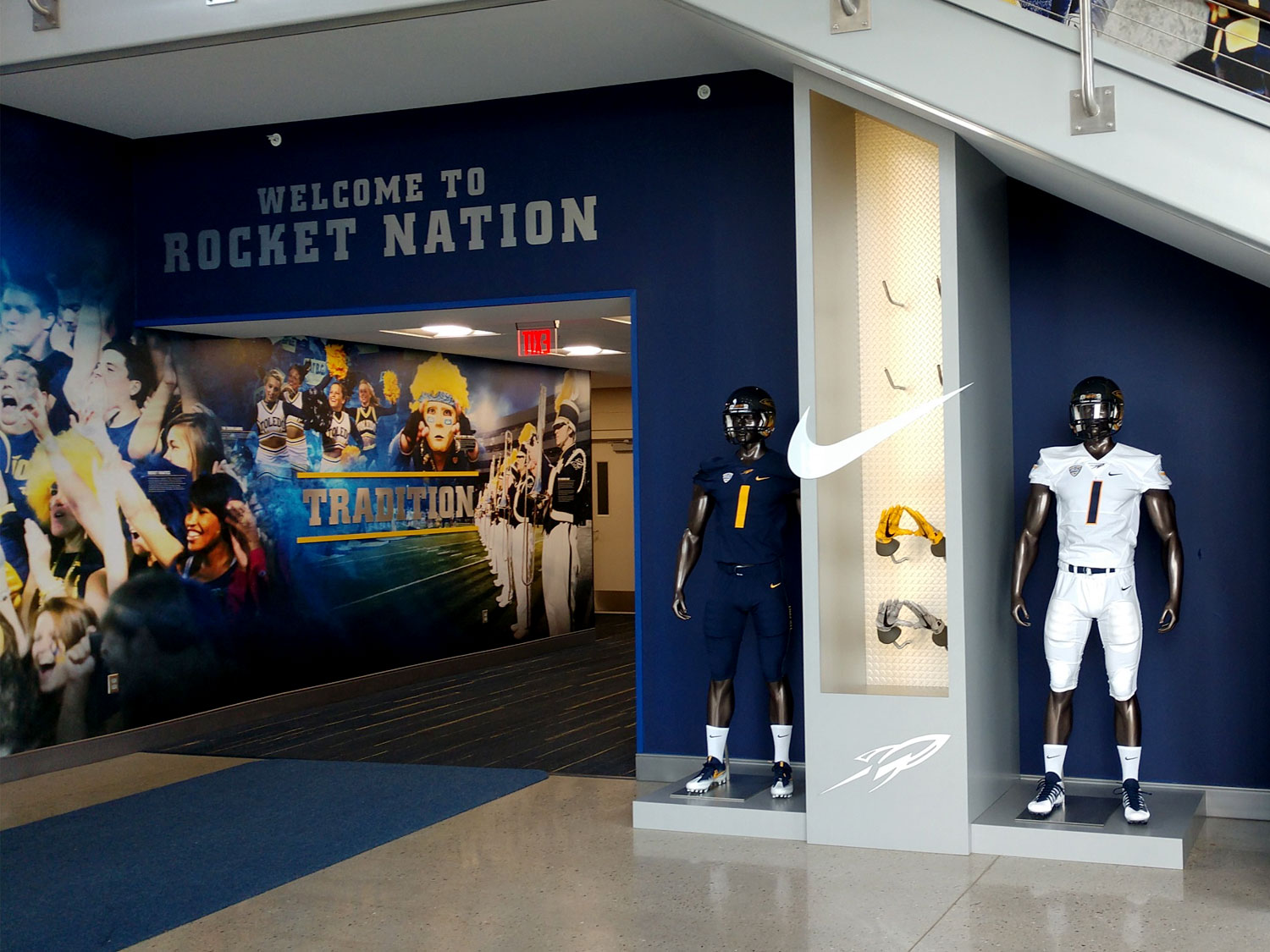 University of Toledo Dimensional Display and Graphics