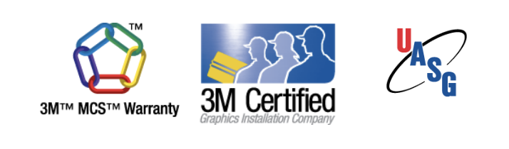 3M™ Certifications and UASG Logos